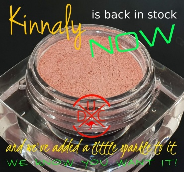 Our hugely popular KINNALY is now back in stock at DUC