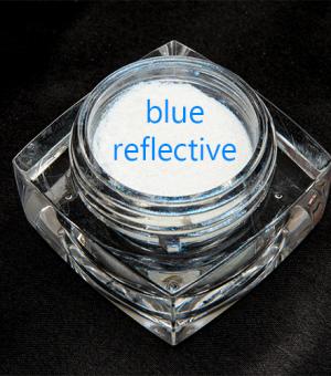 Mineral Pigment Eye Shadow DIAMOND BLUE