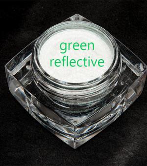 Mineral Pigment Eye Shadow DIAMOND GREEN