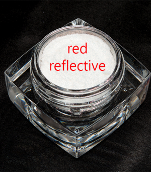 Mineral Pigment Eye Shadow DIAMOND RED