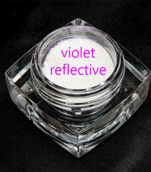 Mineral Pigment Eye Shadow DIAMOND VIOLET