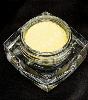 Mineral Pigment Eye Shadow COCKATOO CREST