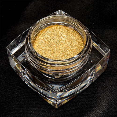 Mineral Pigment Eye Shadow GOLDEN TIP