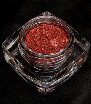 Mineral Pigment Eye Shadow RED ROCK
