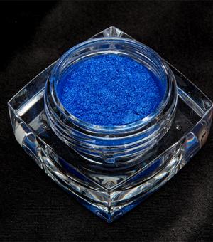 Mineral Pigment Eye Shadow TRUE BLUE